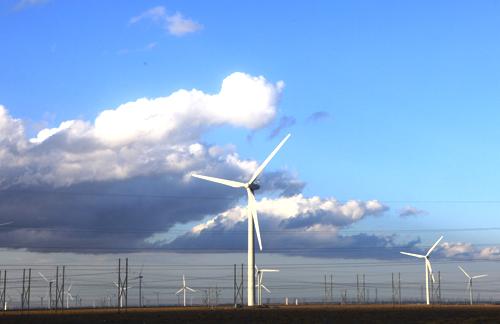 某风电场技术服务